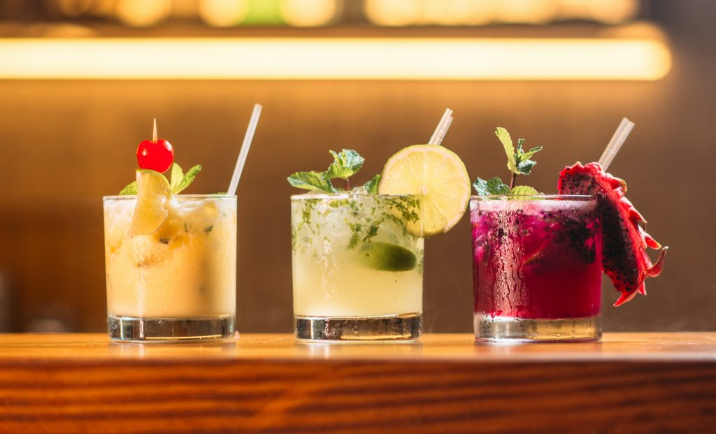 With a Twist: 5 New Cocktails That Will Impress Your Friends