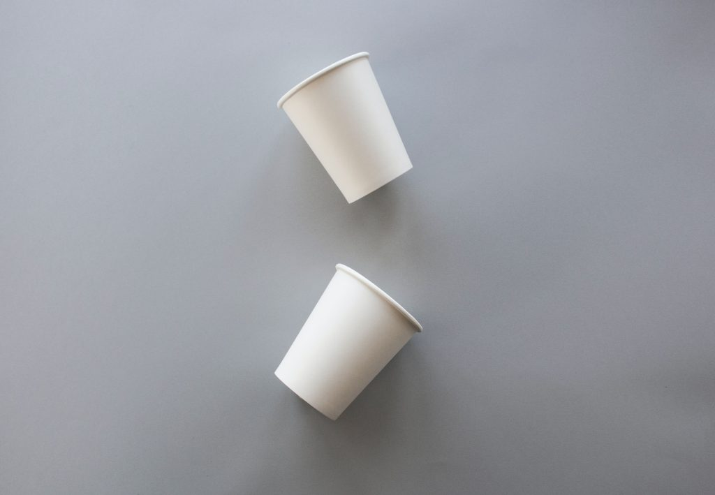 Are plastic or paper cups better for the environment?