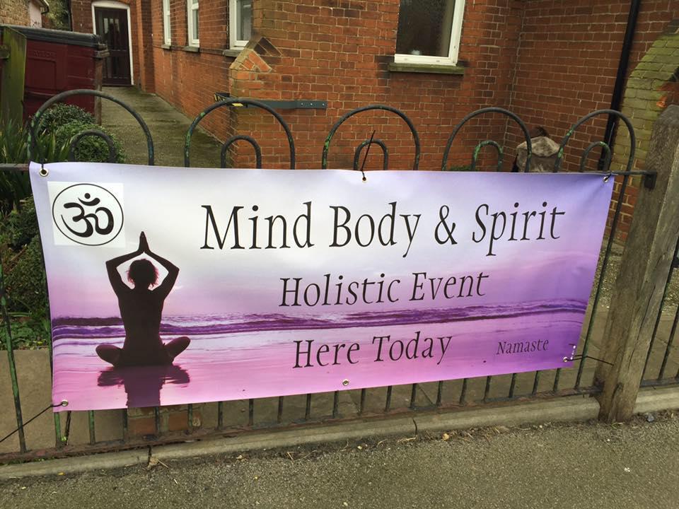 Mind Body and Spirit Day
