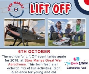 Lift Off – Tech Fest