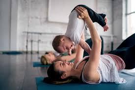 Online Post-natal Pilates Class