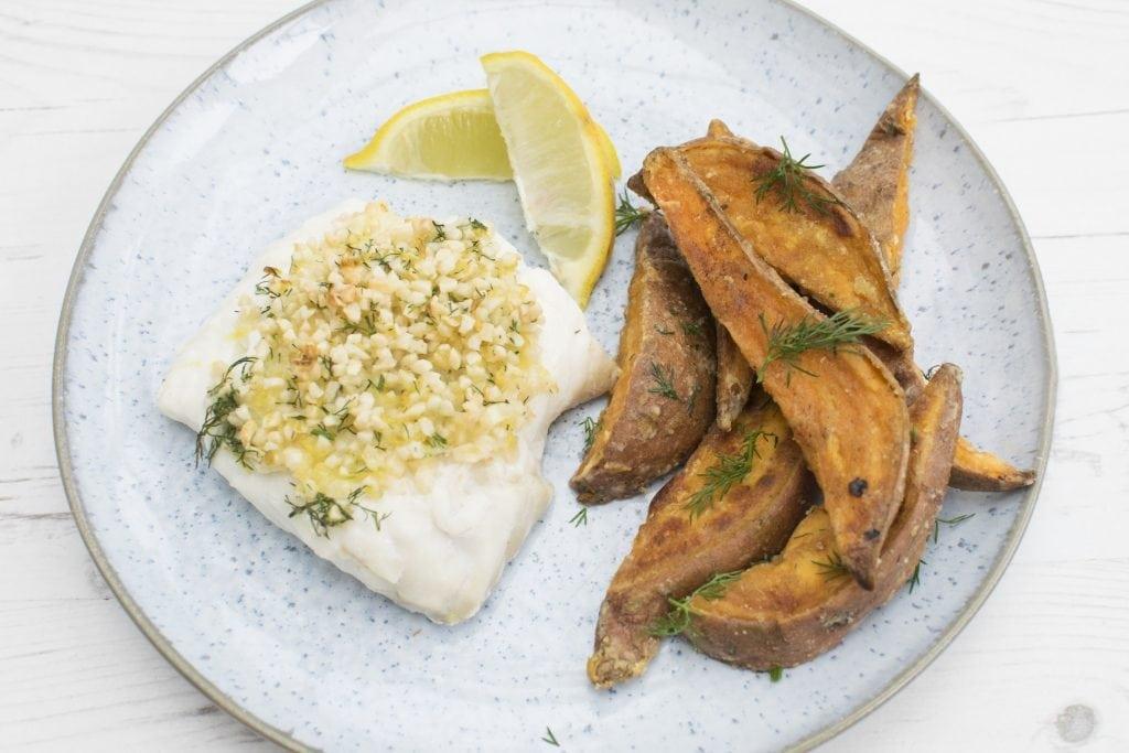 Organix Healthy Fish and Chips