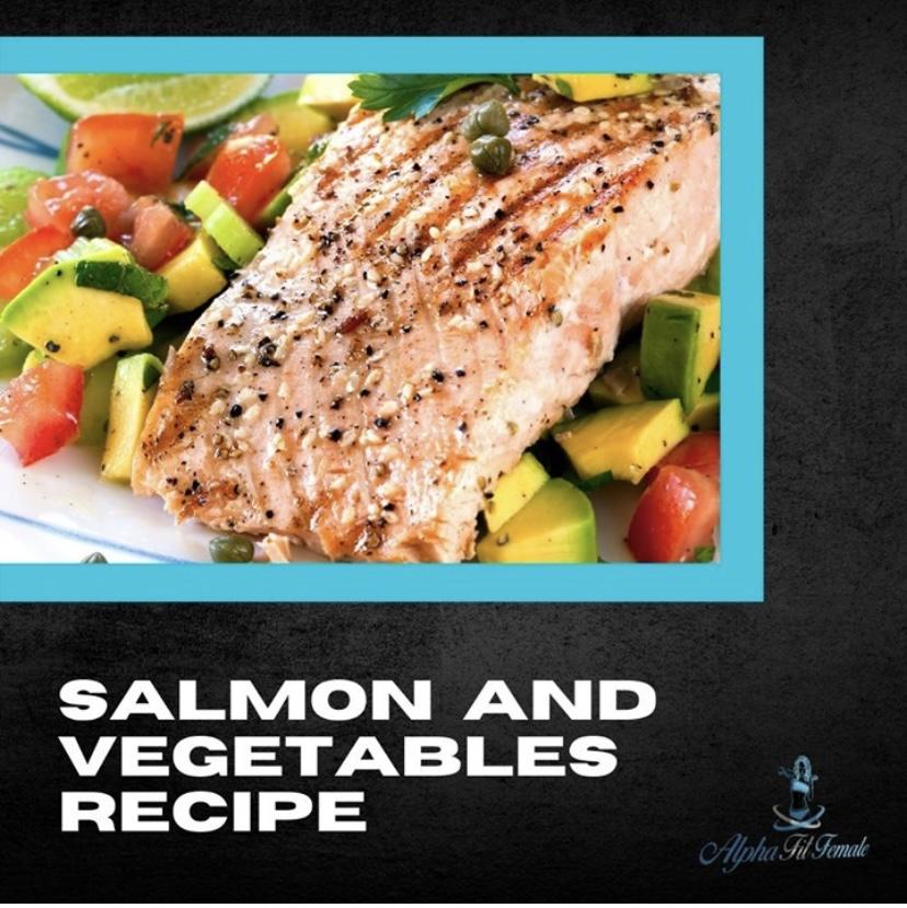 Salmon & Vegetables